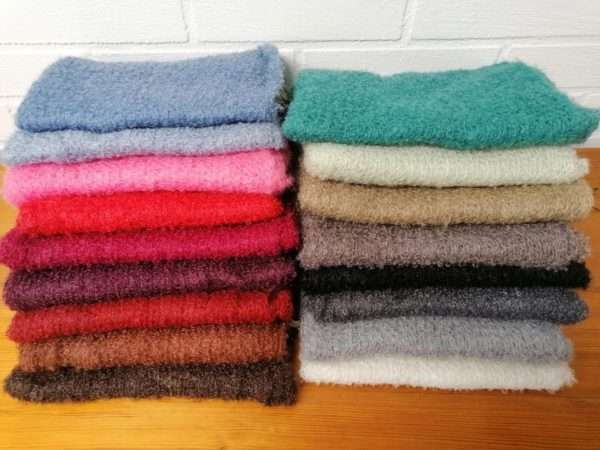 Schal Farbvarianten
