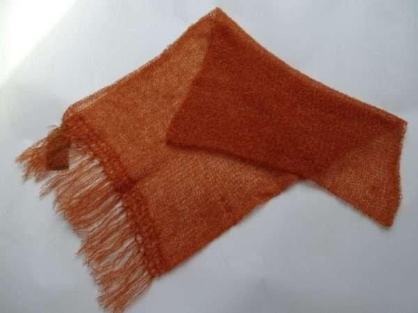 Schal,Orange