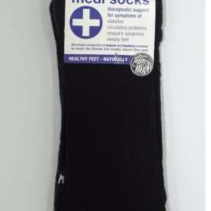 Medi socks stroemper sort front